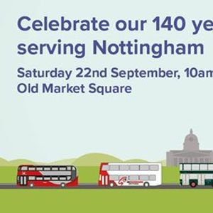 Events in nottingham today