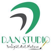 D.A.N Studio: Vẽ thư giãn