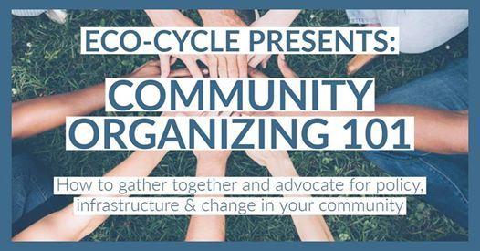 Community Organizing 101