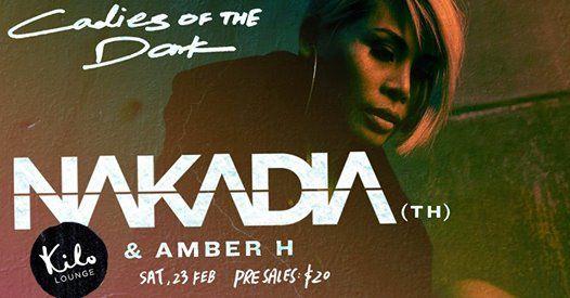 Ladies of the Dark with Nakadia (TH) & Amber H