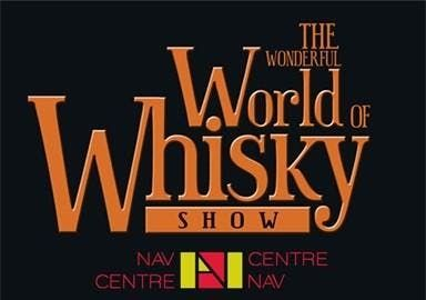 THE WONDERFUL WORLD OF WHISKY SHOW- date below represents all 3 days