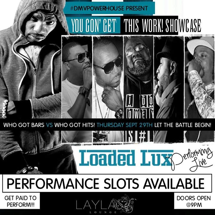 loaded lux you gon get this work