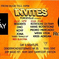 Super Sunday Invites Rotationz - AFTER PARTY