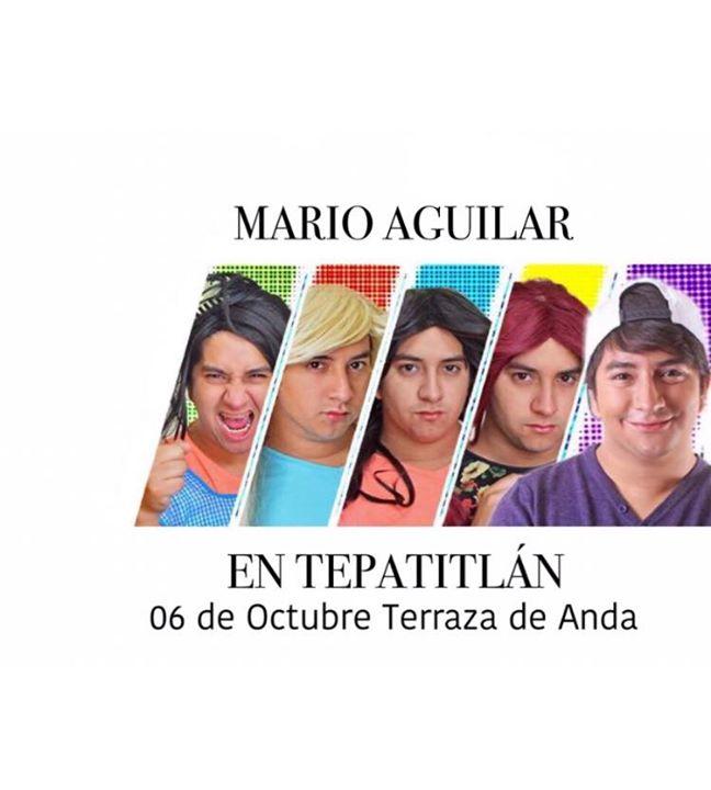 Mario Aguilar En Tepatitlán At Terraza De Anda Eventos