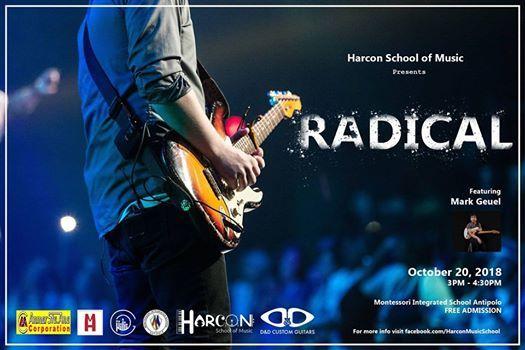 Music Concert 2018 Radical