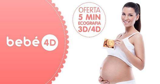Oferta 5minutos Ecografia Emocional 3D4D