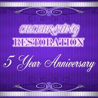 Celebrating Restoration - Anniversary