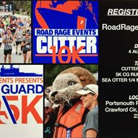 The Cutter 10K Coast Guard 5k &amp The Sea Otter 14 Mile Dash