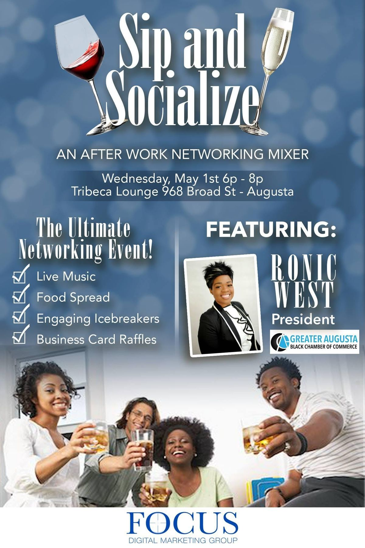 Sip and Socialize