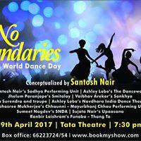 No Boundaries-World Dance Day Celebration 2017