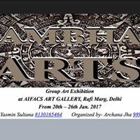 SAMBHAV ARTS Exhibition