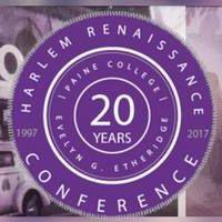 20th Evelyn G. Etheridge Conference on the Harlem Renaissance