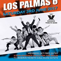 Los Palmas 6 - Madness tribute act &amp DJ until 2am
