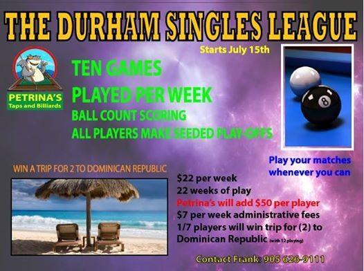 Durham singles