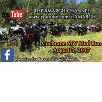 Xmarghs Cochrane ATV Mud Run August 5 2017