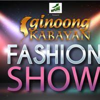 Ginoong Kabayan Fashion Show