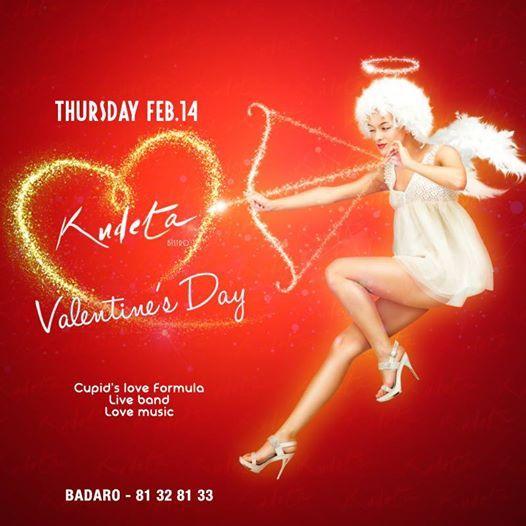 Valentines at Kudeta