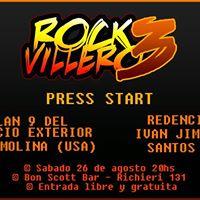 Rock Villero 3 - Presentacin del Compilado