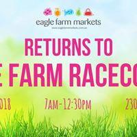 Return to Eagle Farm Racecourse