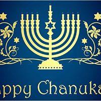 The Avishai Family Hanukkah Party at Shaare Torah