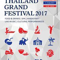 Thailand Grand Festival 2017