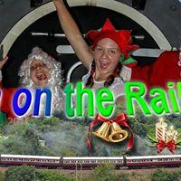 Santa on the Railways Train