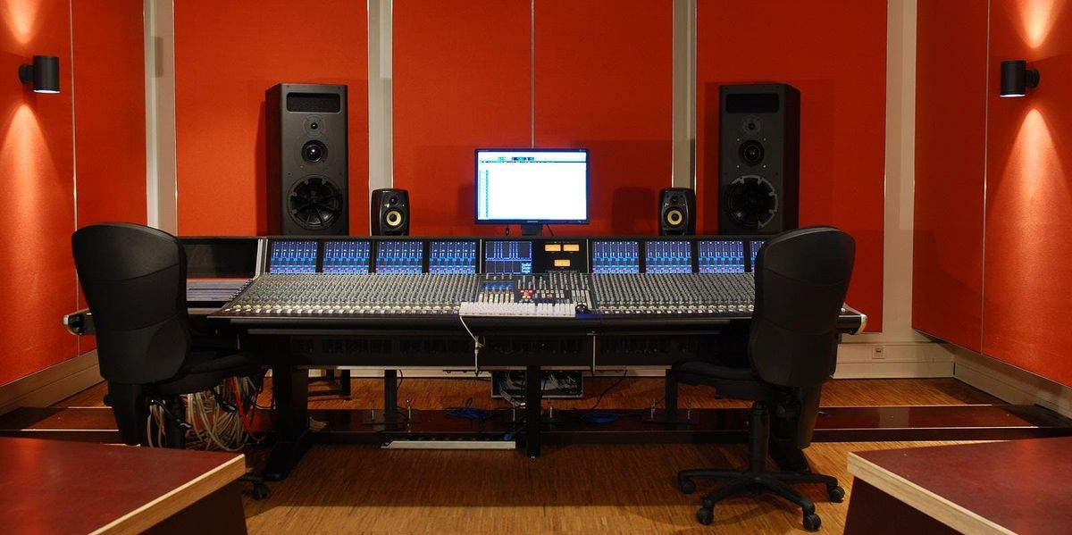 Workshop at Open Day Mixing 101 - Learn from a Professional