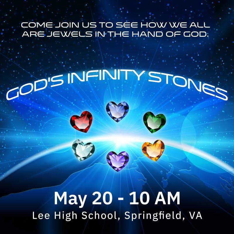 Gods Infinity Stones