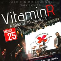 Vitamin R and Shallow Bay Free Show