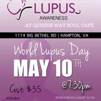 Paint Night for Lupus Awareness