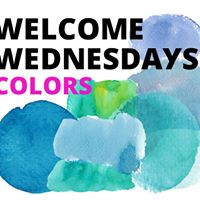 Welcome Wednesdays- Colors