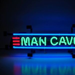 EYBIS Man Cave is OPEN