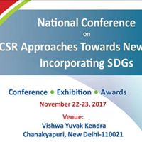 CSR Approaches Towards New India Incorporating SDGs