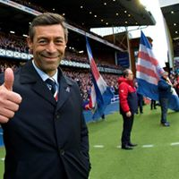 SOLD OUT Ibrox Q&ampA with Pedro Caixinha JJ and First Team Stars