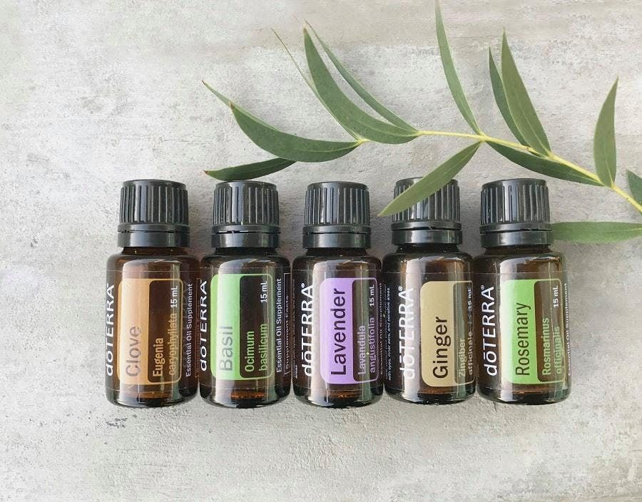 Free Essential Oils Workshop - Taking Control of your Health and Well-being