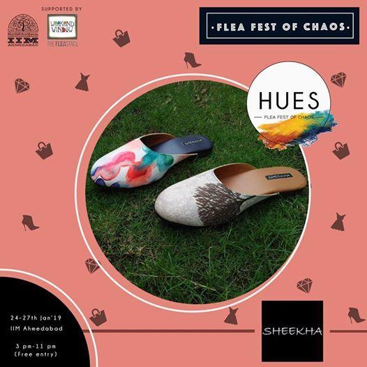 Hues-flea Fest Of Chaos By IIM