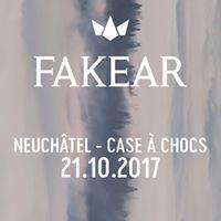 Fakear en concert - Neuchtel