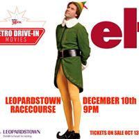 Elf Christmas Drive-in