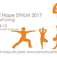 Yoga of Hope STHLM 2017 &amp Art of Living