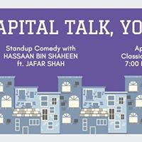 Capital talk you fools Comedy with Hassaan ft. Jafar