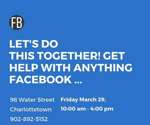 Get Help with Facebook