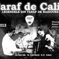 Taraf de Caliu - Cult Music Club