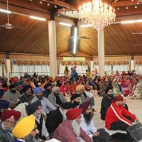 Global Citizenship Program Visit to Sikh Gurdwara Palatine.