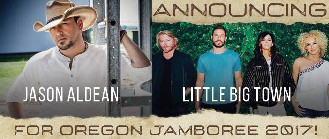 Oregon Jamboree - August 4, 5, 6, 2017 at Sweet Home, OR ...
