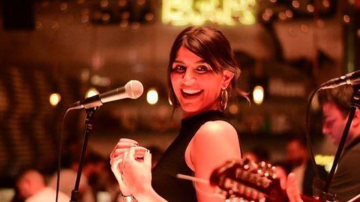 Farah Nakhoul & The Band (Oriental Night)