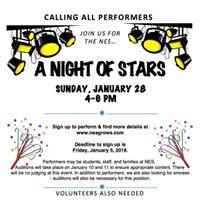 A Night of Stars Talent Show 2018
