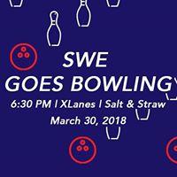 SWE Goes Bowling