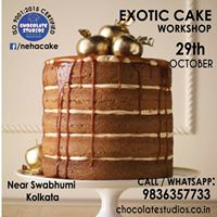 EXOTIC CAKES WORKSHOP
