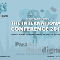 International Conference 2018 - Paradox to Paradigm