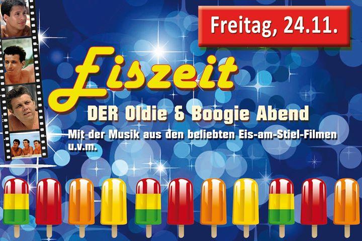 Eiszeit - Oldie & Boogie Party Tanzbar